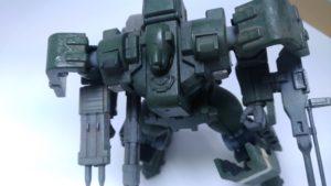 HGティエレン重武装型