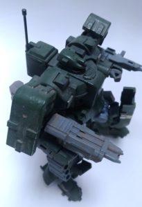 HGティエレン 重武装型