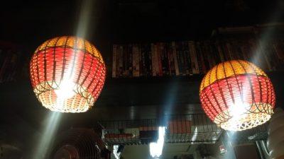 ISLET店内照明