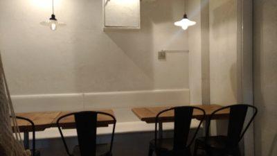 カフェチャイストール店内その2