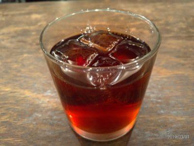 紹興酒3年 グラス380円