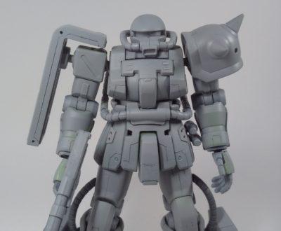 HGUCザクⅡF2