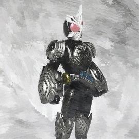 層動 仮面ライダーオーズ サゴーゾコンボその1