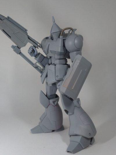 HGUCギャン砲撃戦仕様1