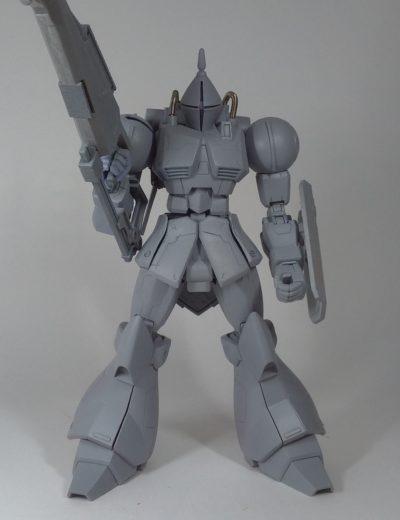HGUCギャン砲撃戦仕様4