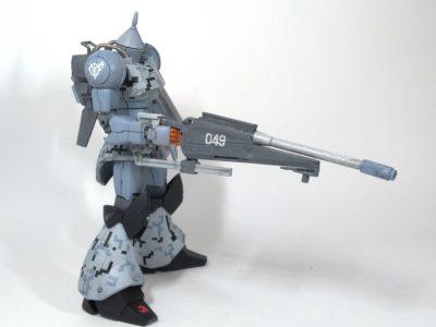 HGUCギャンリバイブ改造砲撃戦仕様2