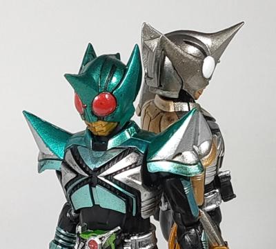 SHODO-O 掌動 仮面ライダー3キックホッパーとパンチホッパー