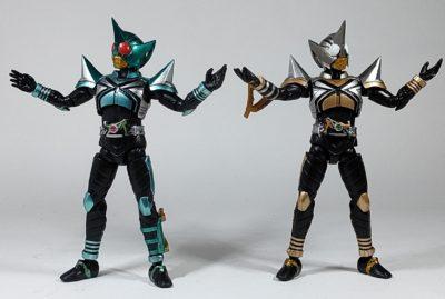 SHODO-O 掌動 仮面ライダー3キックホッパーとパンチホッパー6