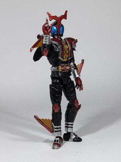 掌動 仮面ライダーカブト ハイパーフォーム5