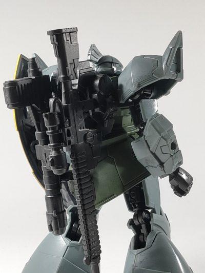 Gフレーム ゲルググ_7_バックパックに武器をマウント