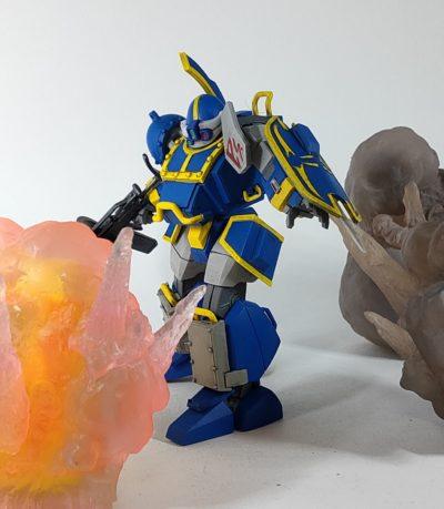 スーパーミニプラ ベルゼルガBTS6