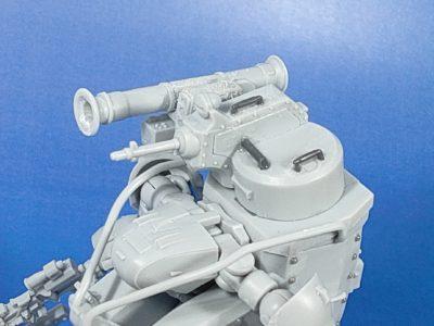 MODEROID 1/35 OBSOLETE 武装エグゾフレーム_4
