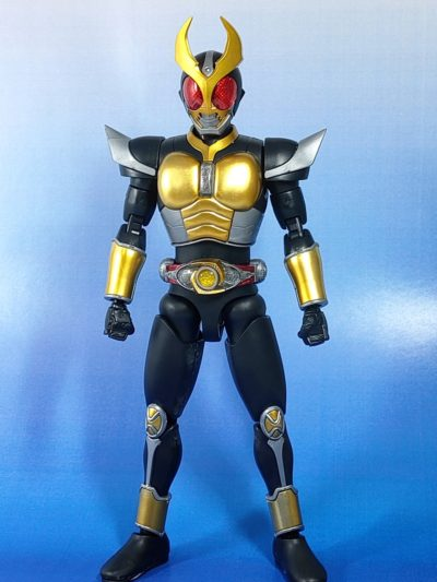 Figure-rise Standard 仮面ライダーアギト グランドフォーム_ベルト部分改修