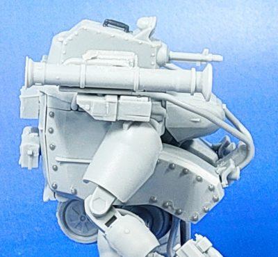 MODEROID 1/35 OBSOLETE 武装エグゾフレーム_3