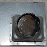 DIYで自作した塗装ブースの素材Panasonic 天井埋込形換気扇_2